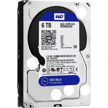 """Жесткий диск 3.5&"""" 6TB Western Digital (WD60EZRZ)"""