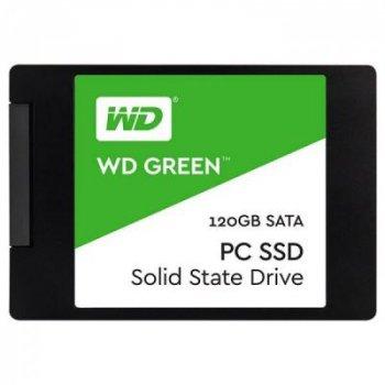 """Накопичувач SSD 2.5"""" 120GB Western Digital (WDS120G2G0A)"""