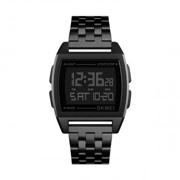 Мужские часы Skmei 1368 black (0245)