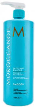 Шампунь Moroccanoil Smoothing Shampoo Пом'якшувальний розгладжувальний 1000 мл (7290014344938)