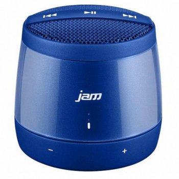 Портативна колонка JAM Touch Bluetooth Speaker Blue