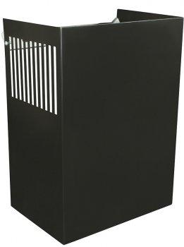 Декоративный короб для вытяжек Perfelli DKM 60/90 (TET) черный