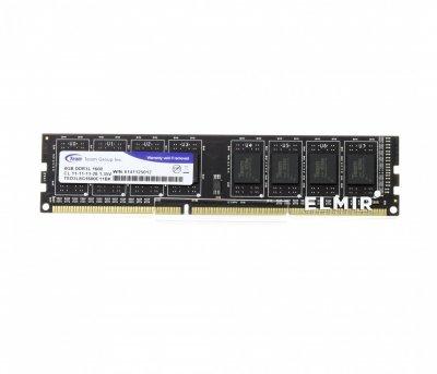 Оперативна пам'ять DDR3 8GB/1600 1,35 V Team Elite (TED3L8G1600C1101)