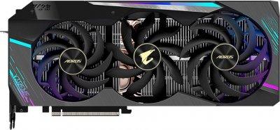 Gigabyte PCI-Ex GeForce RTX 3080 Aorus Xtreme 10GB GDDR6X (320bit) (1710/19000) (3 х HDMI, 3 x DisplayPort) (GV-N3080AORUS X-10GD)