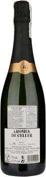 Вино игристое Arromes De Celler белое брют 0.75 л 11.5% (8410644122006)
