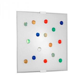 Настінно-стельовий світильник Eglo 87306 SANTIAGO 1