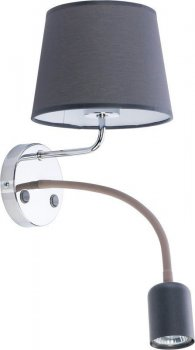 Бра TK Lighting MAJA LED GRAY 2427