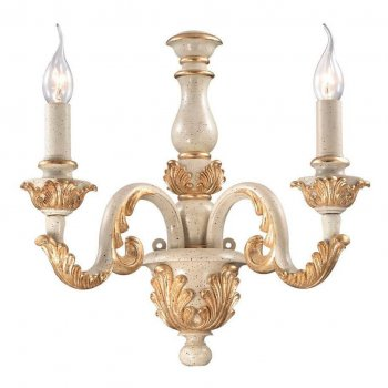 Бра Ideal Lux Giglio AP2 Oro