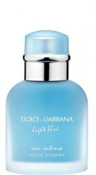 Парфюмированная вода для мужчин Dolce&Gabbana Light Blue Eau Intense Pour Homme 100 мл (3423473032878)