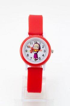 Детские наручные часы Amix Маша и Медведь (14245)