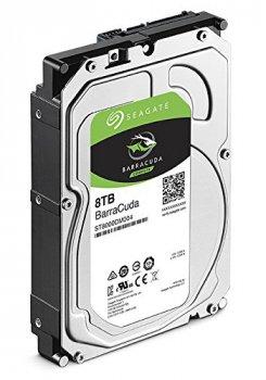 Жорсткий диск Seagate BarraCuda HDD 8TB 5400rpm 256MB 3.5 SATA III (ST8000DM004)