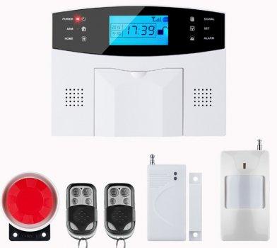 Сигнализация Security Alarm System GSM A30 (13232809421297)