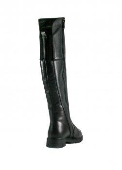 Сапоги зимние женские SND 206-к черные