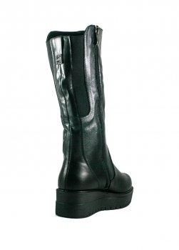 Сапоги зимние женские SND 550-к черные