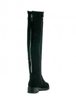 Сапоги зимние женские SND 240-з черные
