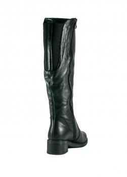Сапоги зимние женские SND 301-к черные