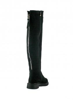 Сапоги зимние женские SND 240-1 черные