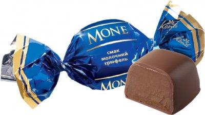 Конфеты Konti Mone молочный трюфель 1 кг (4823088605020)