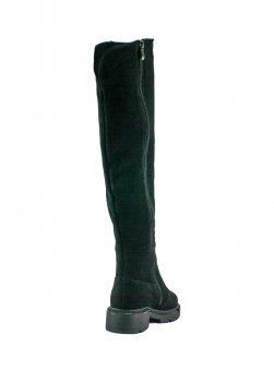 Сапоги зимние женские SND 265-з черные