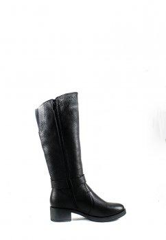 Сапоги зимние женские SND SDAZ IR1 черные