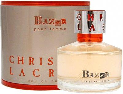Парфюмированная вода для женщин Christian Lacroix Bazar 50 мл (878813001343)