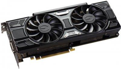 EVGA PCI-Ex GeForce GTX 1060 SSC Gaming ACX 3.0 6GB GDDR5 (192bit) (1607/8008) (DVI, HDMI, 3 x DisplayPort) (06G-P4-6264-KR)