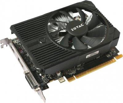 Zotac PCI-Ex GeForce GTX 1050 Ti Mini 4GB GDDR5 (128bit) (1303/7000) (DVI, HDMI, DisplayPort) (ZT-P10510A-10L)