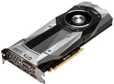 NVIDIA PCI-Ex GeForce GTX 1080 Founders Edition 8GB GDDR5X (256bit) (1607/10000) (DVI, HDMI, 3 x DisplayPort) (900-1G413-2500-000)