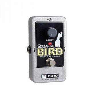 Педаль эффектов Electro-harmonix Screaming Bird