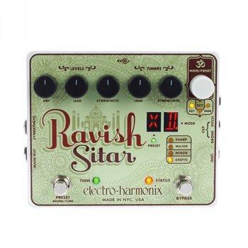 Педаль эффектов Electro-harmonix Ravish Sitar Pedal