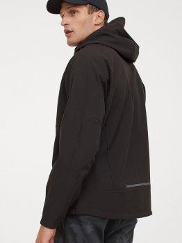 Куртка H&M Sport 0282832-6 Чорна