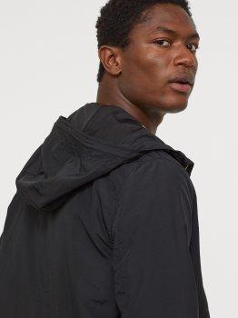 Куртка H&M 0694119-9 Чорна