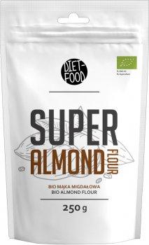 Мука Diet-Food Био Миндальная 250 г (5906660508717)
