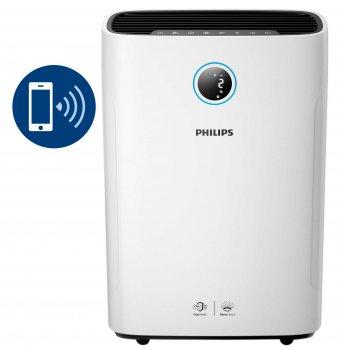 Очиститель и увлажнитель воздуха 2-в-1 PHILIPS Series 2000i AC2729/50 (WI-FI)