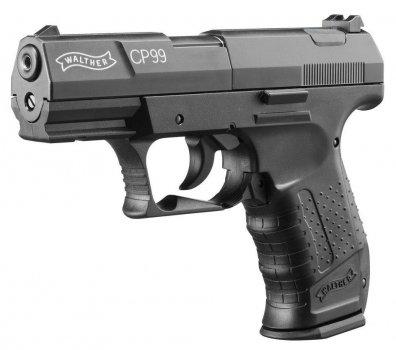 Пистолет пневматический Umarex Walther CP99 черный (412.00.00)