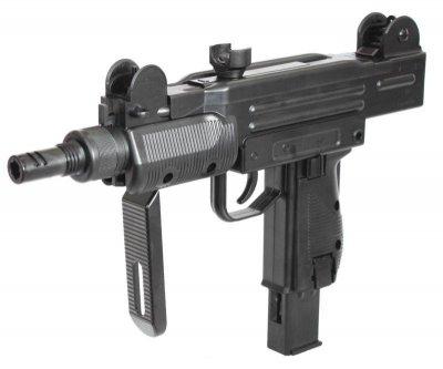 Пистолет-пулемет пневматический Umarex IWI Mini Uzi