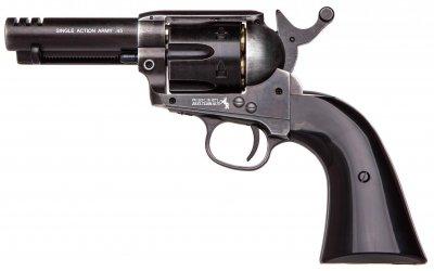 """Пистолет пневматический Umarex Colt SAA .45-3,5"""" Custom Shop Edition"""