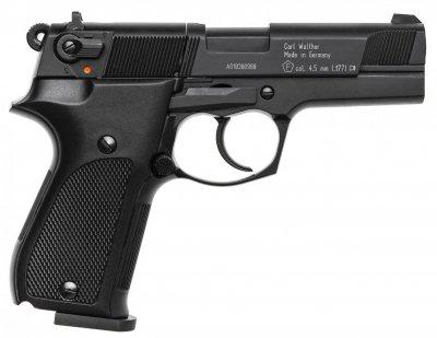 Пистолет пневматический Umarex Walther CP88 черный (416.00.00)