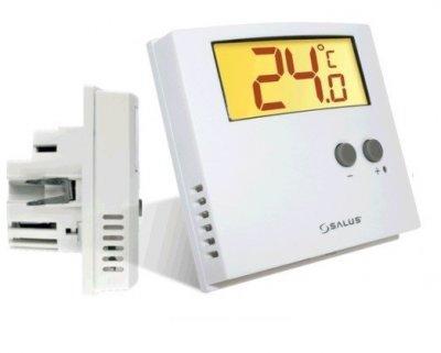Електронний термостат SALUS ERT30 UP для прихованого монтажу