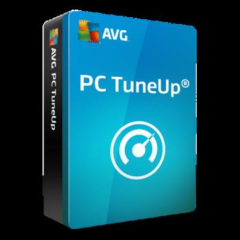 AVG PC Tune Up. Первоначальное приобретение на 3ПК/1год