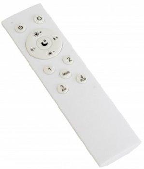 Стельовий світильник Brille BL-986C/2x24W LED RM WH (24-474)