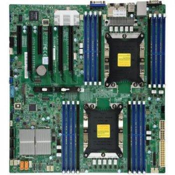 Серверная материнская плата Supermicro X11DPI-N