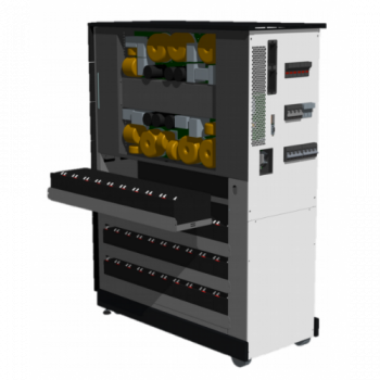 ИБП Centiel PremiumTower 40 (UPS-PT040-I160-EOF) + комплект АКБ 160 шт.(9Ah) FIAMM