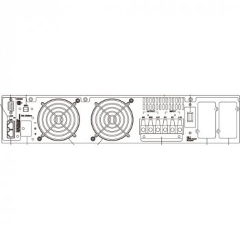 ИБП Centiel EssentialPower RT 6K (UPS-EP006-11-E-2U) внешние АКБ