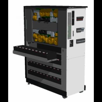 ИБП Centiel PremiumTower 20 (UPS-PT020-I080-D0F) + комплект АКБ 80 шт.(9Ah) FIAMM