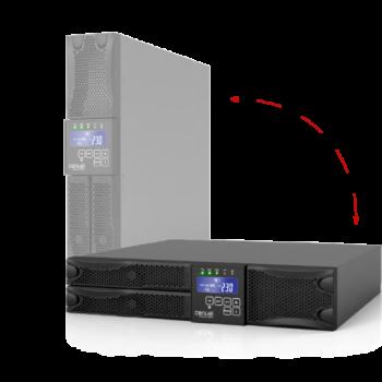 ИБП Centiel EssentialPower RT 3К (UPS-EP003-11-I06-2U)