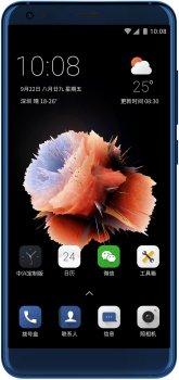 Мобильный телефон ZTE Blade V9 4/64GB Blue