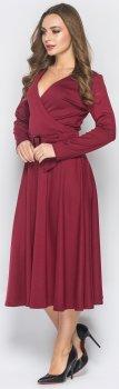 Платье Leo Pride PL2558 Лола Бордовое