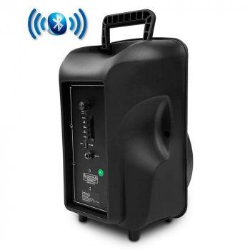 Портативная акустическая система Bluetooth колонка с микрофоном и пультом AILIANG LiGE-F4