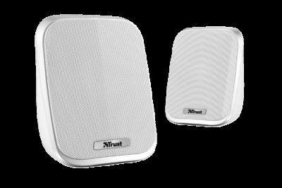 Колонки TRUST Porto portable 2.0 speaker set (19912)